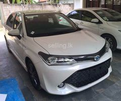 TOYOTA AXIO WXB FOR SALE