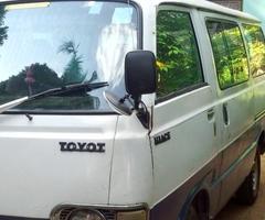 Toyota LH30 van