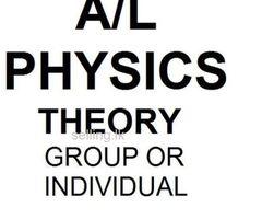Physics theory