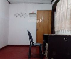 Room for rent in rathmalana