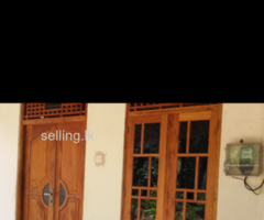 Newly Built House For Rent In Ganemulle