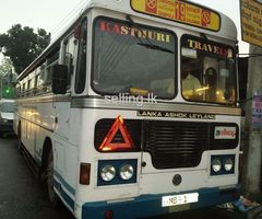 6 TATA and 1 Leyland for sale