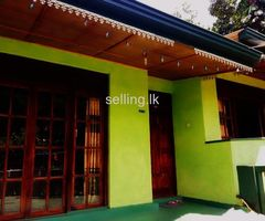 House for sale in Aniwatta
