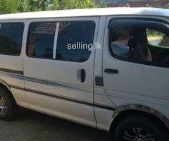 Toyota LH 113 Van