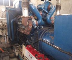500 kVA Generator for Sale - 2 Nos