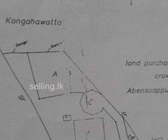 Land for sale in karapitiya