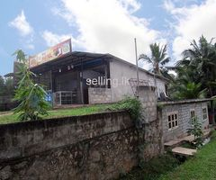 House with commercial Building for Sale in Gampaha