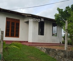 House for sale is kaluthara