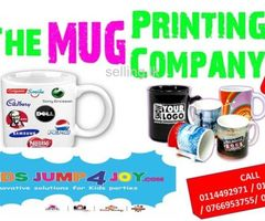 MUG PRINTING BY KIDS JUMP 4 JOY