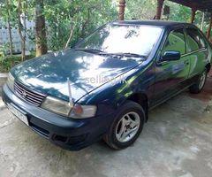 Nissan B 14