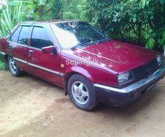 Lancer GLX 1986