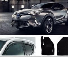 Toyota CHR 2017 Accessories