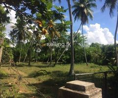 Land for Sale in Mirissa Tourium Zone