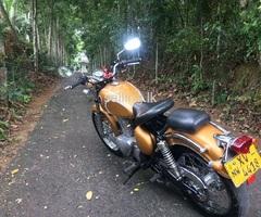 Kawasaki estrala 250