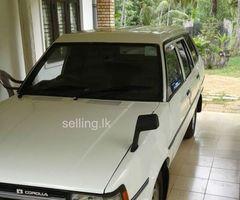 Corolla Dx -KE72
