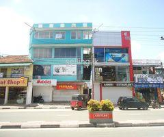 Shop Space Rent in battaramulla