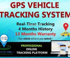 Vehicle GPS Tracking (GPS Tracker)