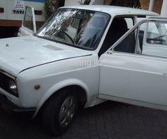 FIAT 128A  SMALL SPOT CAR