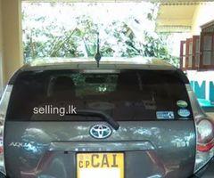 Toyota Aqua S Limited