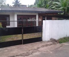 A Separate House in Rajagiriya on Rent