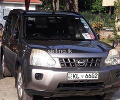 Nissan x trail t31 2007