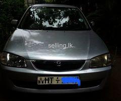 Mazda familia 2000