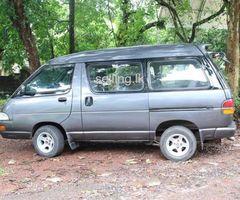 Van for hire-Piliyandala