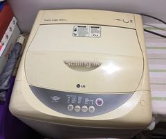 Used LG washing machine for sale for parts