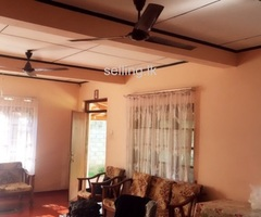 Beruwala Hettimulla Land for sale (50perchs with a House)