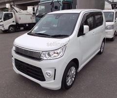 Suzuki stingrey x