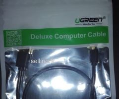 Fast chragine cable