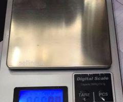5KW Digital Jewelary Scale 3000g