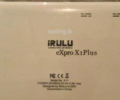"10.1"" Tablet (X1+ By Irulu)"
