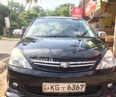 Toyota Allion 240 (2004)