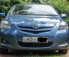 Toyota Belta 1300 G grade