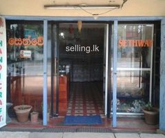 SHOP IN WELIGAMA FOR SALE