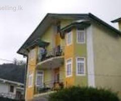 Tourist Guest House for Sale in Nuwara Eliya
