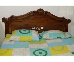 Almirah sofa bed