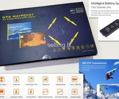 Hubsan H507A Wifi Selfie Drone RC Quadcopter