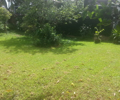 17.5 perches land in malabe