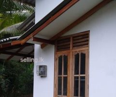 House for rent in Pokunuwita, Horana
