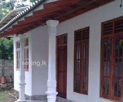 House for rent in Pokunuwita, Horana