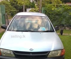 Nissan AD wagon- VY11