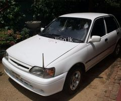 Toyota Starlet EP82 1995