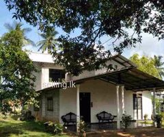 House for sale in Horagolla Ganemulla .