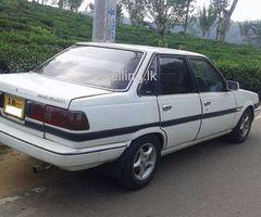 Toyota Corona 18-XXXX