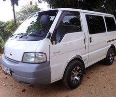 nissan vanet for sale