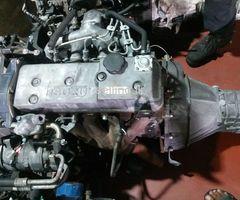 fargo van engine