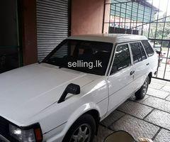 KE 74 Toyota corrolla DX wagon