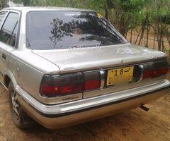Toyota corolla ee 90
